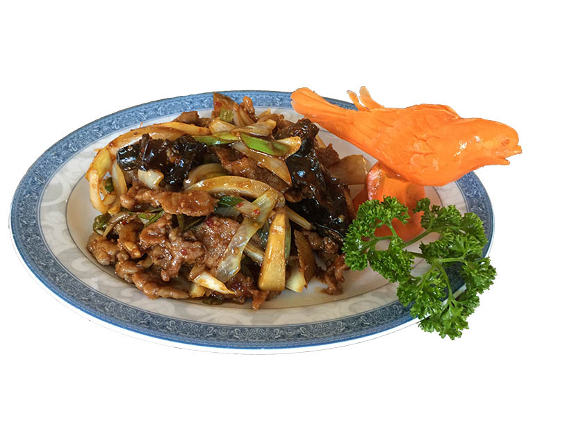 Boeuf Sichuan