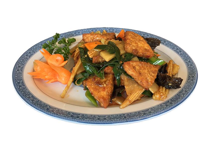 Tofu sauté style maison